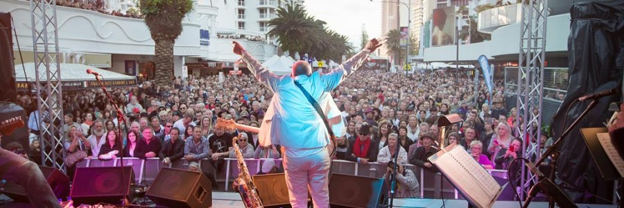 Blues On Broadbeach Festival Accommodation