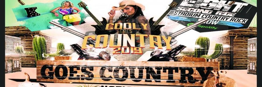 Cooly Goes Country 2019