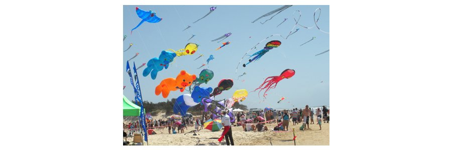 Kirra Beach Kite Festival Gold Coast