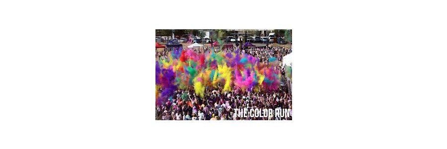 The Gold Coast Color Run